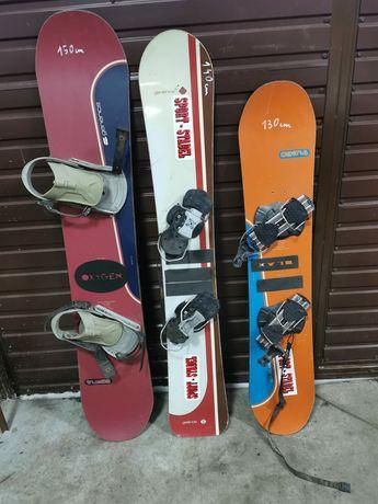 Deska snowboard snowboardowe