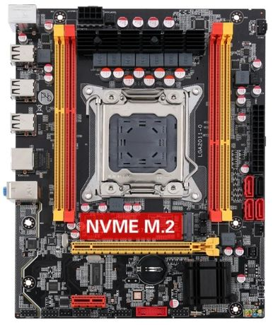 Kомплект на базе LGA 2011-x79+Xeon E5 2670 -8/16 DDR 3-16gb