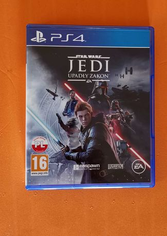 PS4 Upadły Zakon Jedi star wars