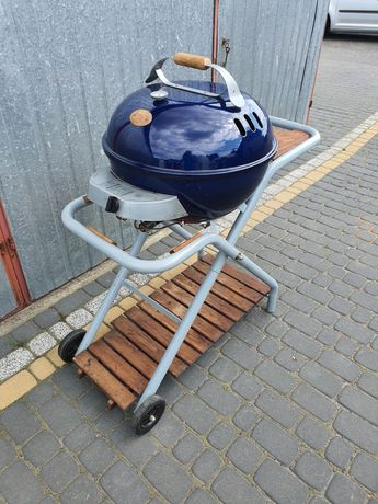 Grill gazowy European Outdoor Chef