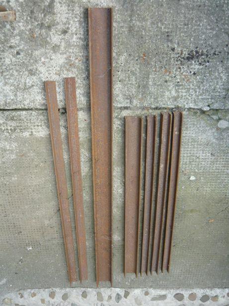 Ceowniki, arkusze blachy,inne rodzaje stali