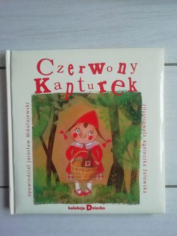Czerwony Kapturek książka z płytą CD