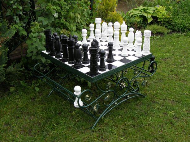 Сувенир Шахматный стол с деревянными фигурами