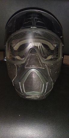 Пейнтбольные защитные шлемы