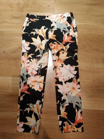 Spodnie Zara floral
