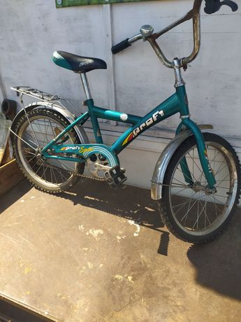 Детский велосипед подростковый