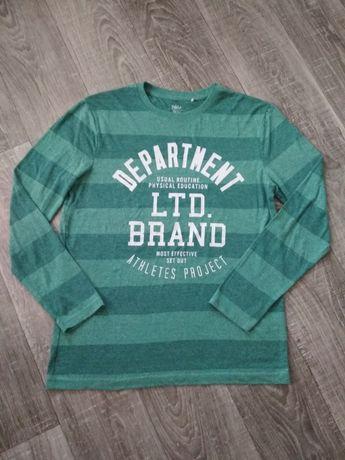 Лонгслив подростковый свитер футболка