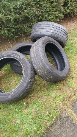 Opony Mercedes GLC COUPE 2x 235/55R19 2x 255/50R19 MO
