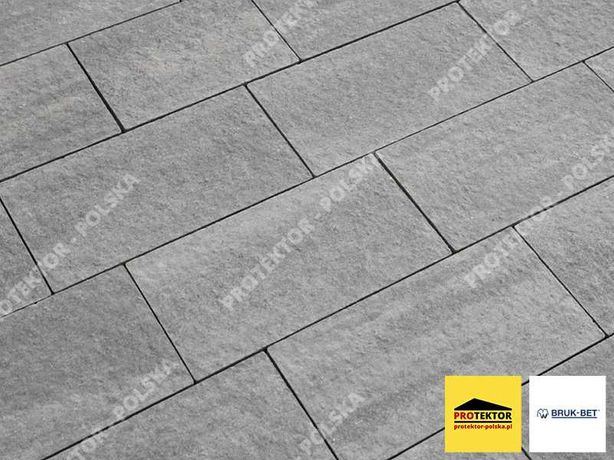 BRUK-BET TERCET kostka brukowa betonowa chodnikowa dekoracyjna 8cm
