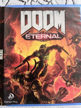 Doom Eternal pl Ps4 ps5 playstation ps. Gra