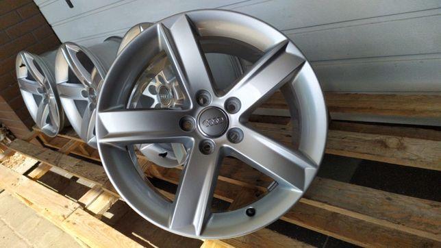 Felgi aluminiowe AUDI 17'' 5x112 ET28 SEAT SKODA MERCEDES VW