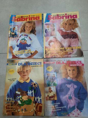 Stare czasopisma sabrina