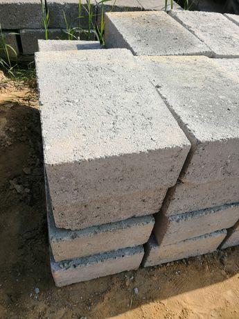 Bloczki betonowe