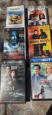 VHS KASETY VHS duża kolekcja