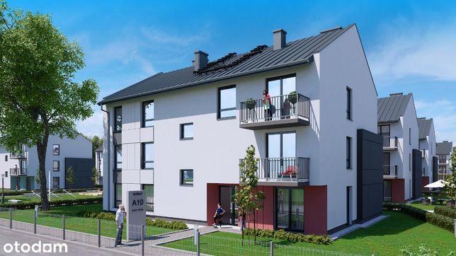 3-pok. mieszkanie z wielkim ogródkiem -140m2! M3B6
