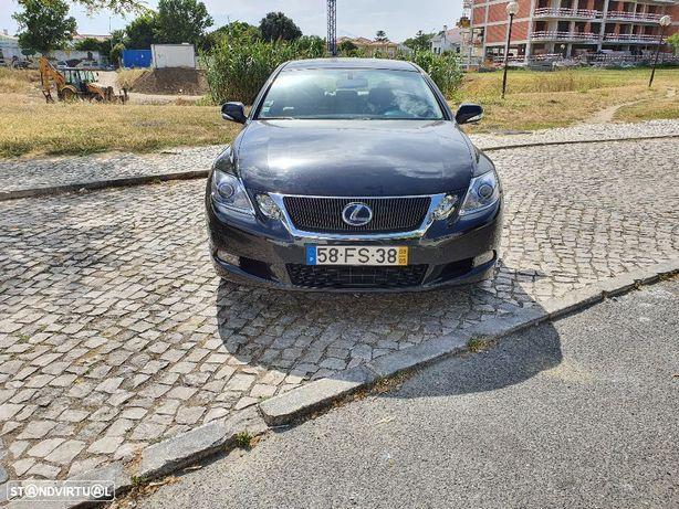 Lexus GS 450h J5 High+Pele+PCS+V.Madeira