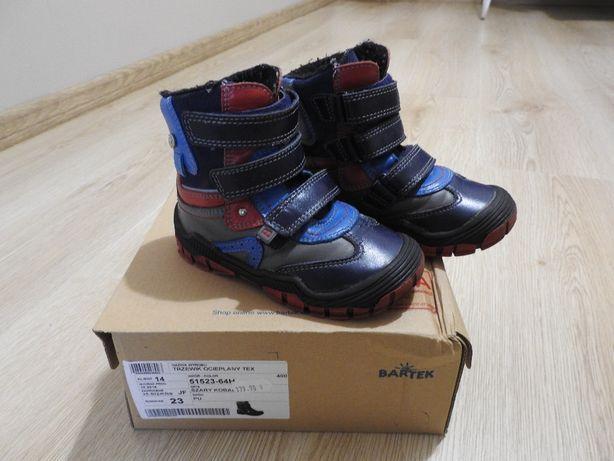 Buty zimowe BARTEK dla chłopca