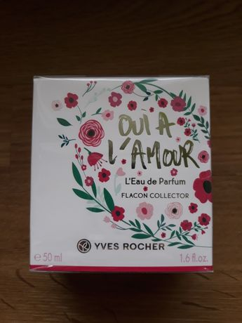 Perfumy Oui a l'Amour od Yves Rocher