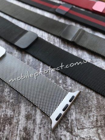 Миланский ремешек Milanese Apple Watch 38-42 mm