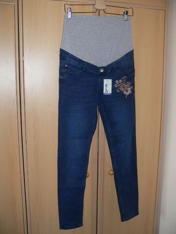 Nowe spodnie ciążowe rozm. 36