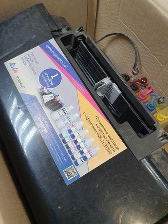 Принтер Epson Workforce 30 з СНПЧ