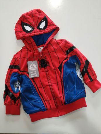 Casaco Criança da Marvel - Homem Aranha 2 anos (novo)
