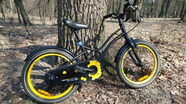 велосипед ardis beehive 18 дюймов для 5-7 лет