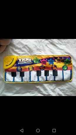 Keyboard Playmat mata pianinko