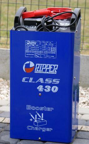 Prostownik Z ROZRUCHEM CLASS 430A LCD Ripper
