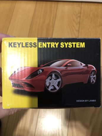 Sterownik zamka centralnego do samochodu