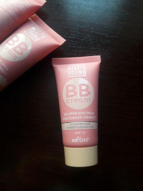 BB крем для лица Bielita Belita Young