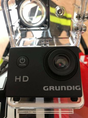 Kamera Grundig HD na cross idealna