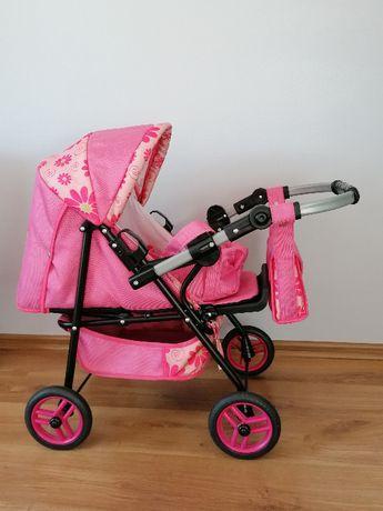 wózek dla lalek mini ring