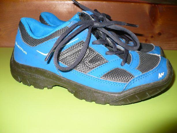 buty Quechua rozm 33 wkładka 21cm stan bardzo dobry cena 24zl