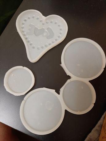 Продам силиконовые формы для кондитеров