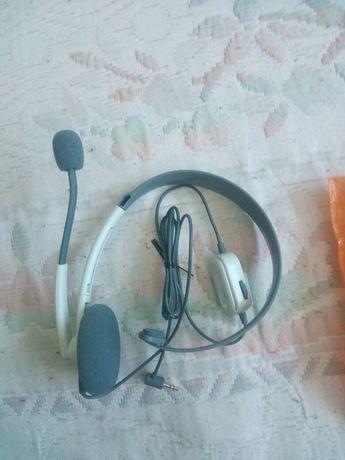 Headset original Xbox 360 NOVO!
