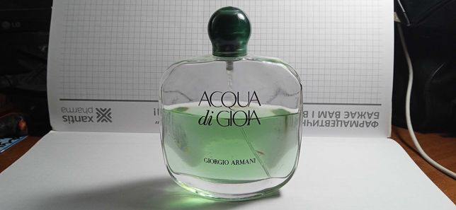 Туалетная вода Giorgio Armani Acqua Di Gio 100 ml. Оригинал. Женские