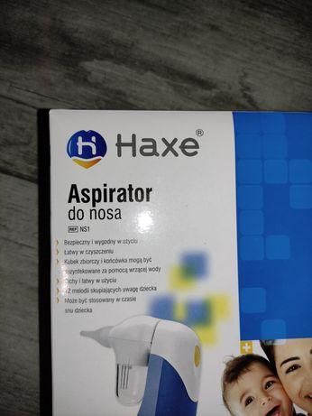Elektryczny aspirator do nosa Haxe