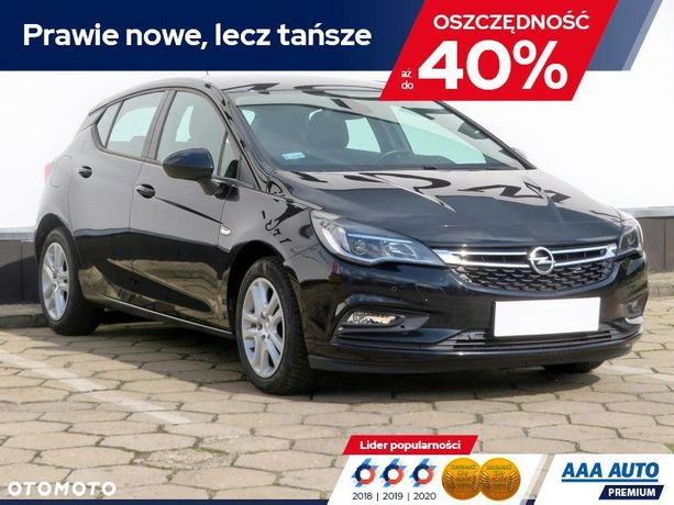 Opel Astra 1.4 T, Salon Polska, 1. Właściciel, Serwis ASO, Automat, VAT 23%,
