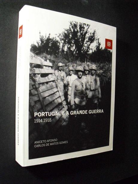 Afonso (Aniceto-Carlos Gomes);Portugal Grande Guerra-1914/1918