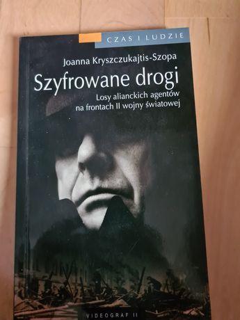 Szyfrowane drogi. Joanna Kryszczukajtis-Szopa