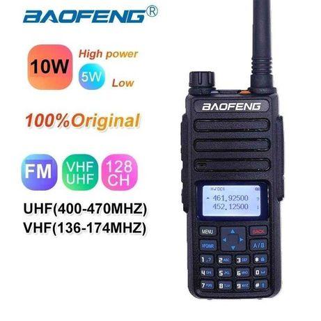Радиостанция/Рация Baofeng BF-H6  - 10W - 3 режима мощности!