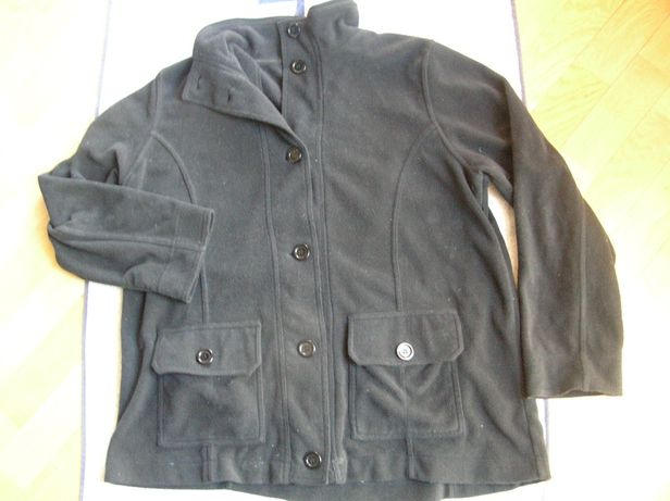 Damska kurtka bluza polarowa XL/XXL marynarka 42/44 katana żakiet BDB