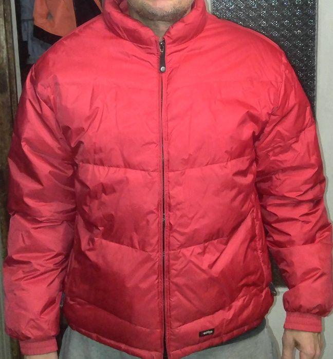 куртка пуховик Active M-L размер, теплая зимняя