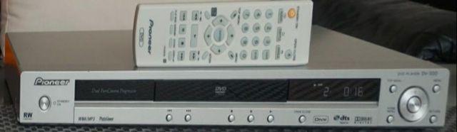 Dvd Pioneer dv 310  USB