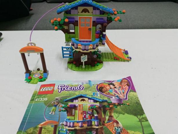 Lego Friends Domek na drzewie Mii
