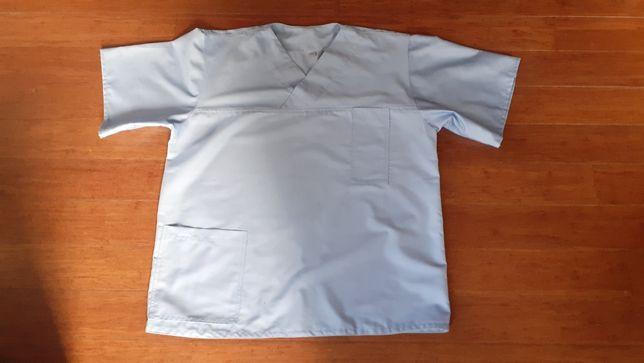 Bluza medyczna, terapeutyczna, dla masazysty