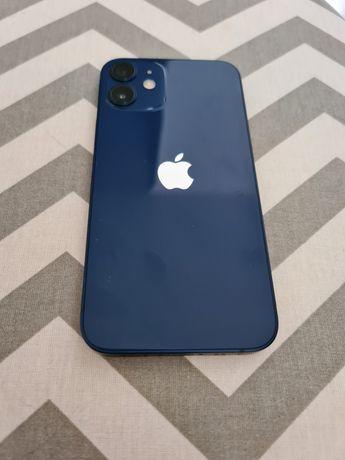 iPhone 12 mini azul novo