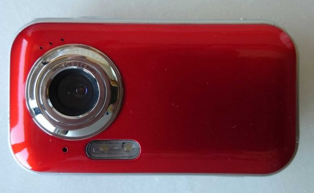Máquina fotográfica digital mini