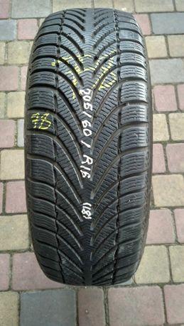 Шини 205/60R16 BFGoodrich GForce Winter зимові БУ